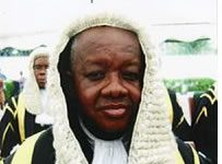 Image result for justice ademola and wife