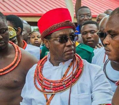 Benin Monarch hails Buhari anti-corruption war