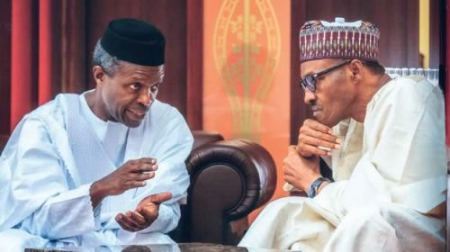 Buhari, Osinbajo to spend N1.05bn on foreign trips in 2017