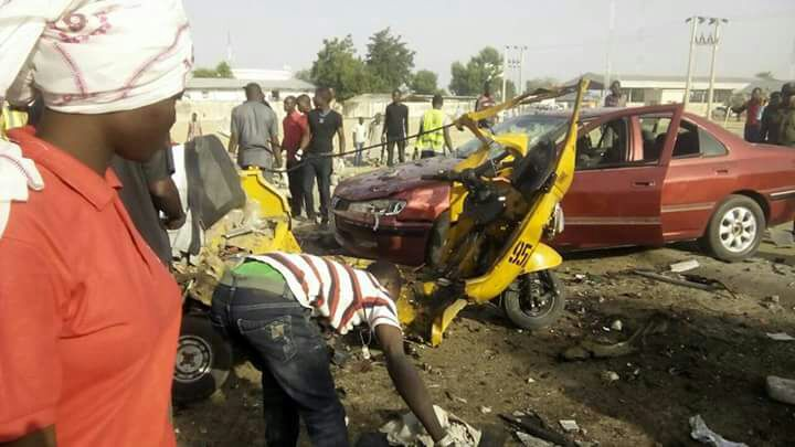 Twin Explosion Leaves At Least Five Dead In Maiduguri