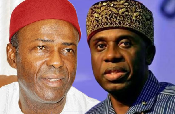 Image result for court okays suit against amaechi
