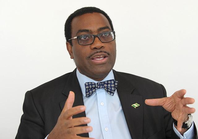 President, AfDB, Dr. Akinwunmi Adesina
