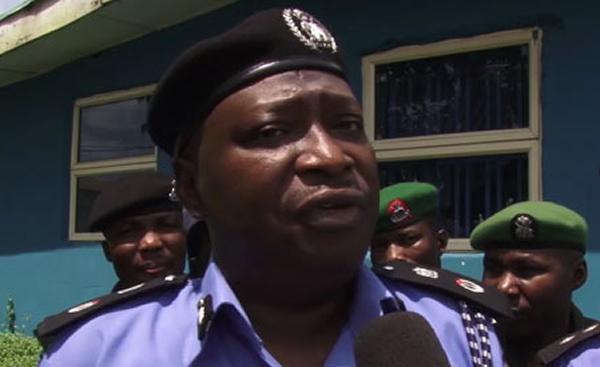 Ogun State Commissioner of Police, Ilyasu Ahmed