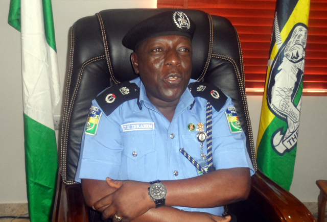 Delta State Commissioner of Police, Zanna Ibrahim Mohammed
