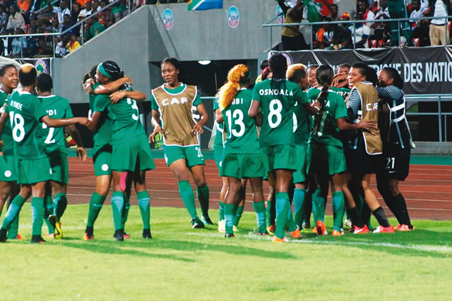 Falcons paid as FG releases N358m •We were shortchanged – players