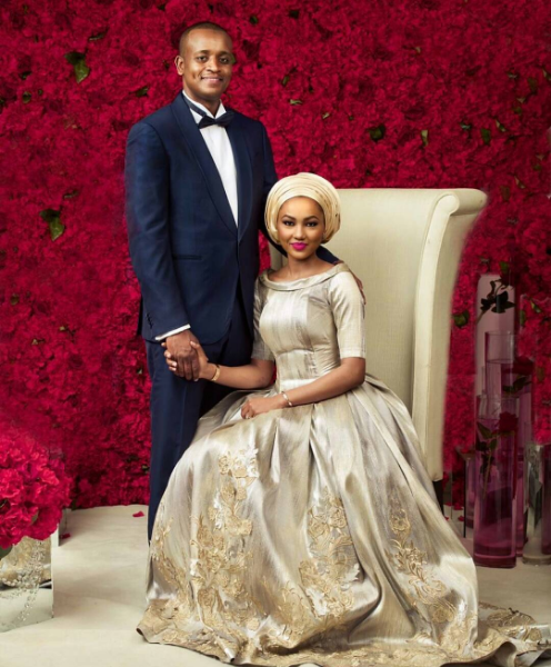 Aisha Buhari calls for prayers as Zahra weds tomorrow