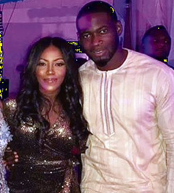 Tiwa Savage and Husband back together