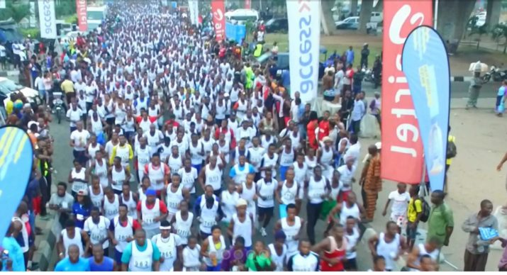 Image result for Lagos Marathon: Govt diverts traffic, deploys 300 LASTMA officials
