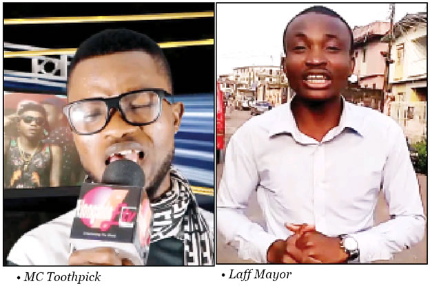 Lords Chosen General Overseer Orders The Arrest Of Comedians Over Expensive Joke