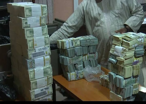 Image result for Court orders forfeiture of Andrew Yakubu $9.7m
