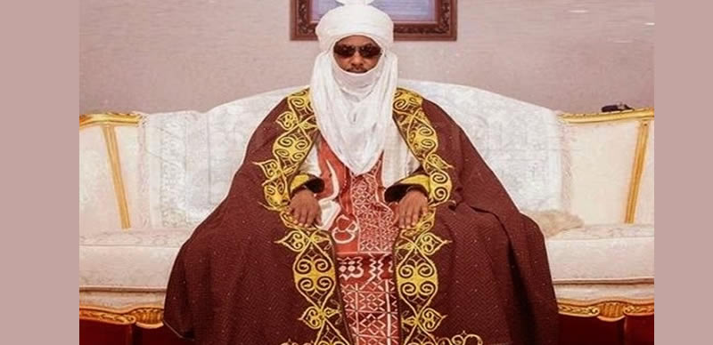 Sanusi disowns Instagram, Facebook, Twitter accounts