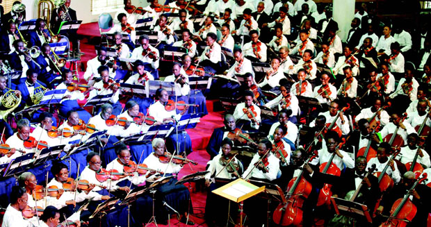 Osinbajo, Ambode, Dickson, Ahmed, Ortom, CAN advocate peace at Easter