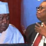 UPDATED: Buhari suspends SGF, DG NIA