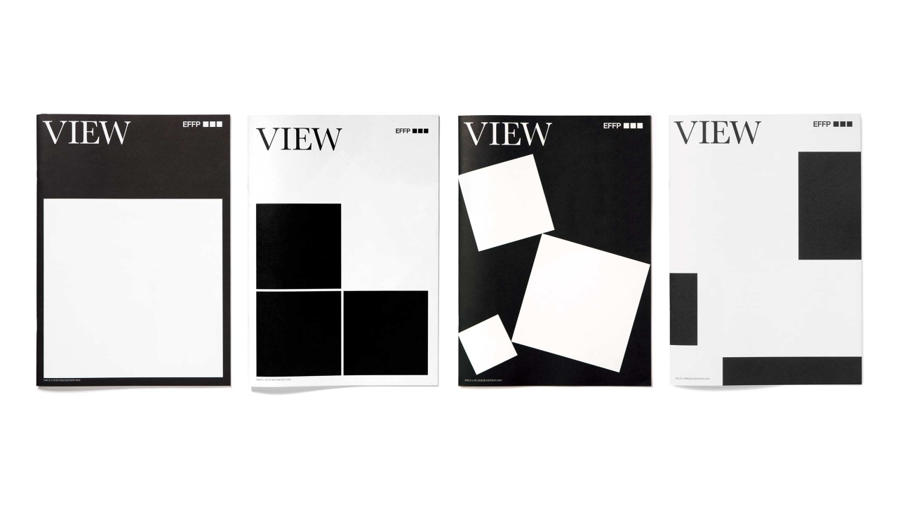 VIEW Cover