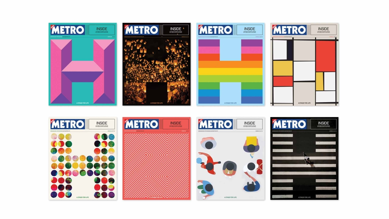Hippodrome Metro covers