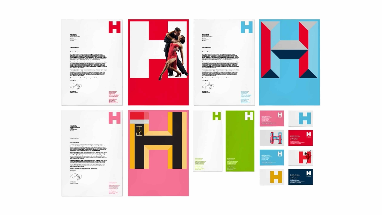 Hippodrome Stationery