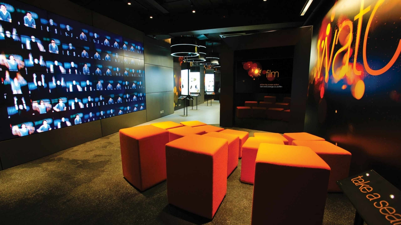 Orange Multimedia Store