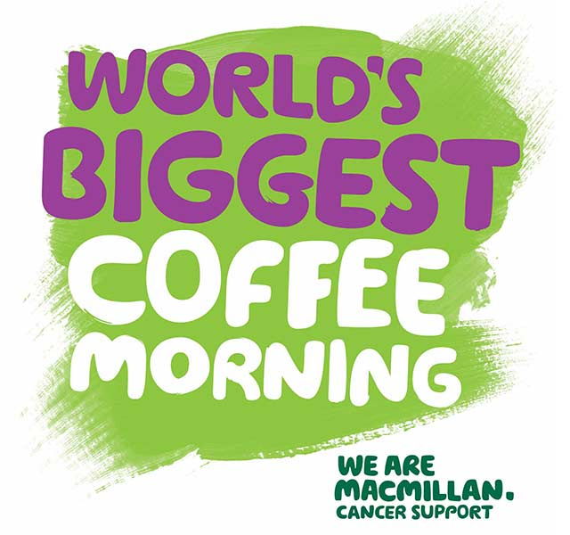 Purpose raise money for Macmillan Cancer Support