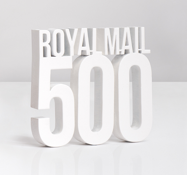 Purpose work with Royal Mail to celebrate their 500 year anniversary