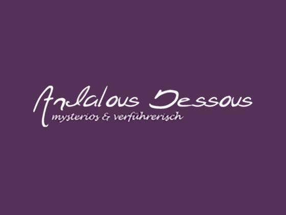 Andalous Dessous Gutschein