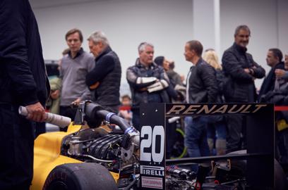 Renault er hovedsponsor for den nye formel klasse i Danmark