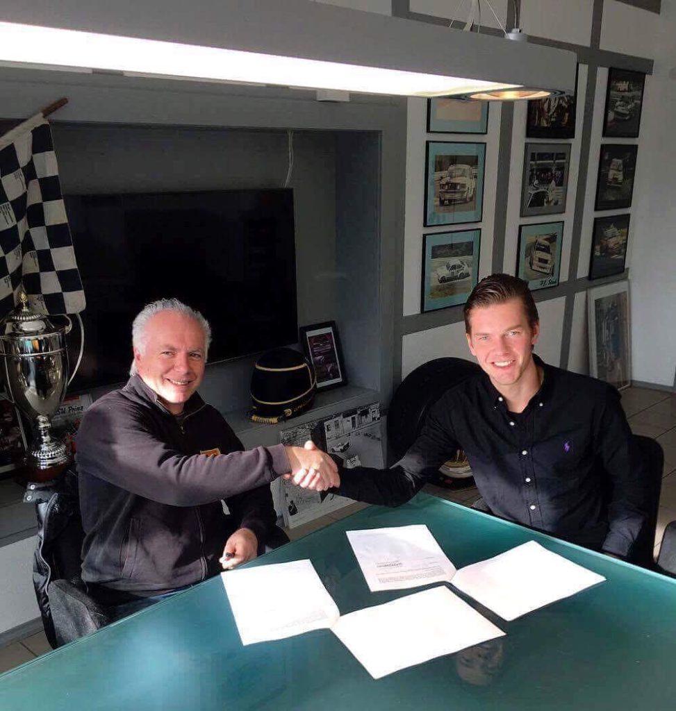 Kevin Rossel skal kører fuldt program for Porsche i 2017