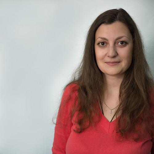 Найдёнова Юлия Александровна