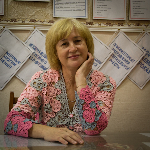 Харитонова Людмила Александровна