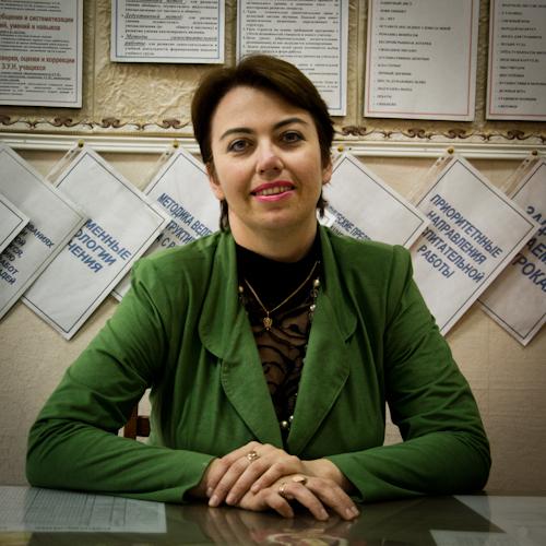 Коркодел Наталья Николаевна