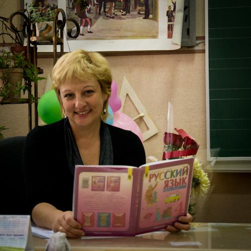 Хрипливая Анжела Михайловна