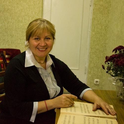 Тыршу Екатерина Георгиевна
