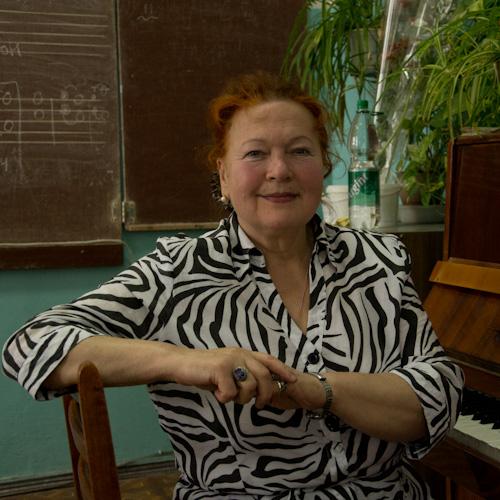 Кокарева Нина Георгиевна