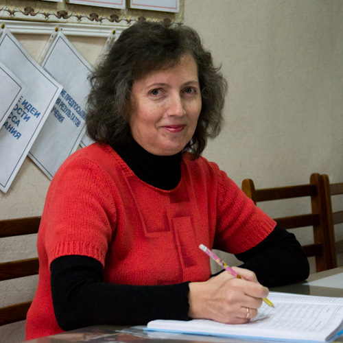 Козаченко Светлана Никифоровна