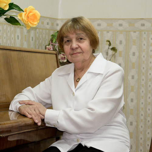 Гусева Алла Павловна