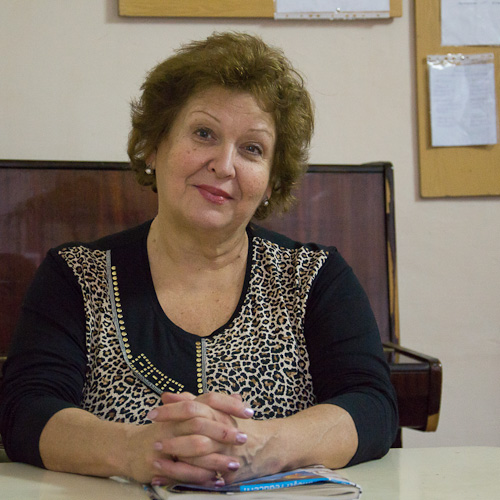 Гегина Светлана Александровна