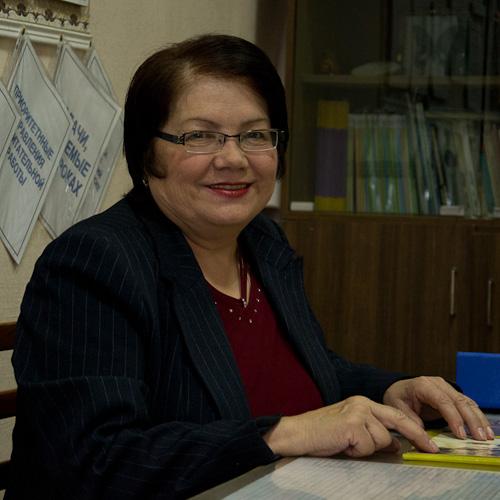 Бондаренко Нина Емельяновна