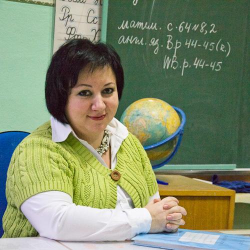 Чебашева Светлана Дмитриевна