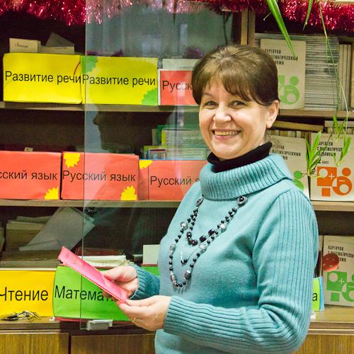 Янчева Нина Кирилловна