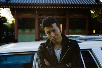 Johnny Jeana : Portrait of a Tokyo Rockabilly