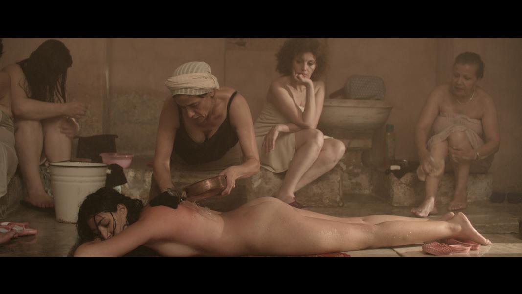 Bondage lesbian torture