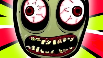 David Firth creator of Salad Fingers