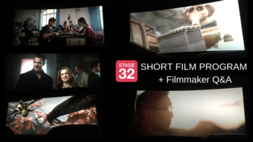 Stage32 Shorts Screening