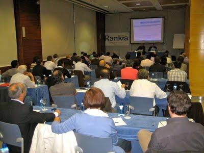 Asistentes al VI Encuentro Rankia