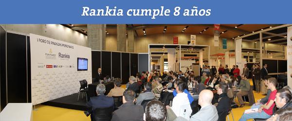 Aniversario de Rankia