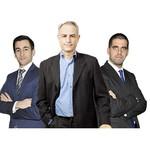 Pablo Gil, Javier Urones, Rodrigo García