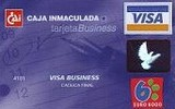 16967 tarjeta cai business caja inmaculada cai