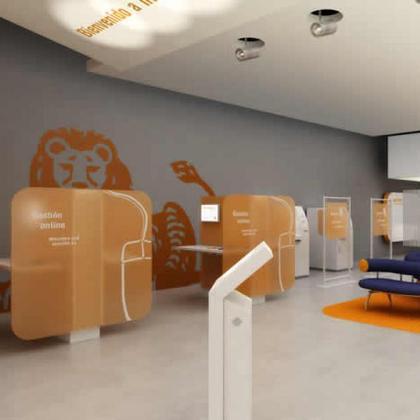 Ing direct abrir 25 nuevas oficinas en espa a hasta el for Oficinas en madrid de ing direct