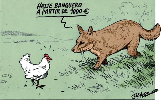 Negocio de la banca en España. El gobierno avala a la banca privada por otros 100.000 millones. Cooperación sindical.  Opv-acciones-bankia-bolsa-1_original