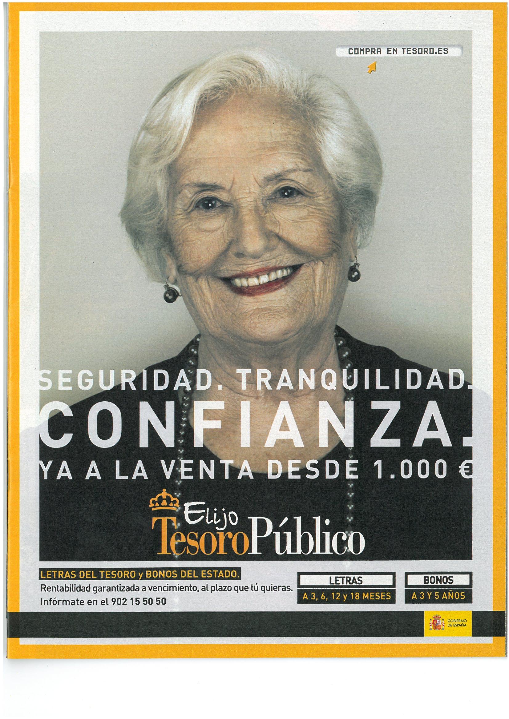 Campaña Tesoro Público - XL SEMANAL Nº 1250