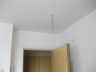 Entrada techo de pladur se puede romper
